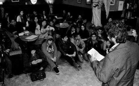 Slam de poesía oral - Lima