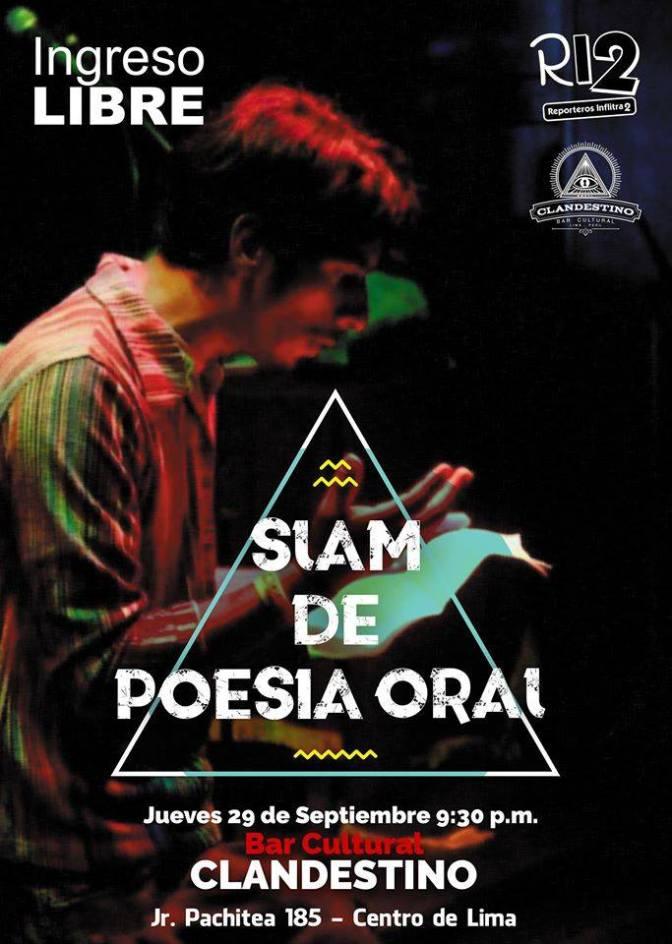 Poesía Oral en Lima