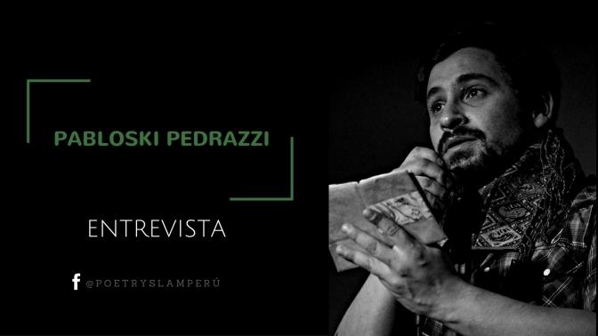 Entrevista a Pabloski Pedrazzi – Slammer Uruguayo