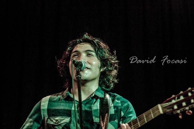 """David Focasi : """"Un músico que dejó todo por seguir sus sueños"""""""