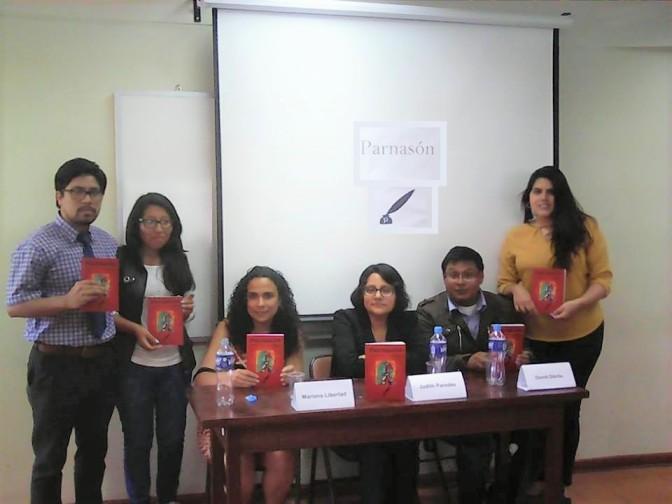 Parnasón: revista académica sobre estudios literarios