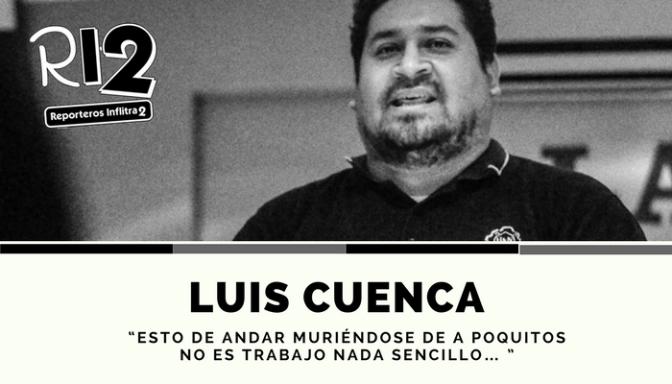 POESÍA JOVEN: 5 POEMAS DE LUIS CUENCA