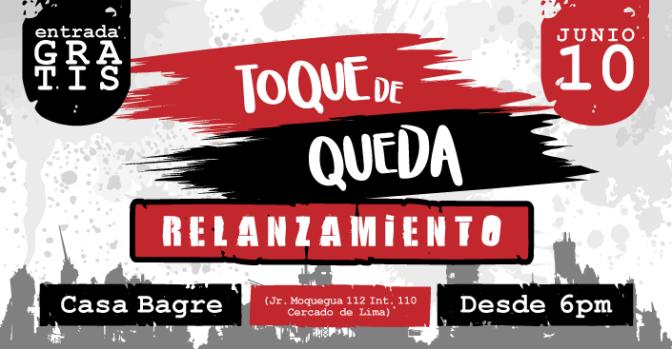 """Toque de Queda: """"Todo el rock peruano en un App móvil"""""""