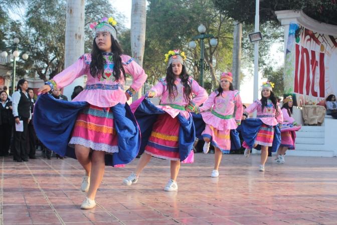 """Inti Raymi: """"fiesta del sol"""" en el Parque de La Muralla"""