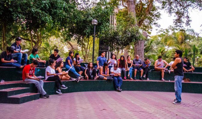 """Emprendimiento Cultural #01 : Agrupación Artística """"Zona Free"""""""