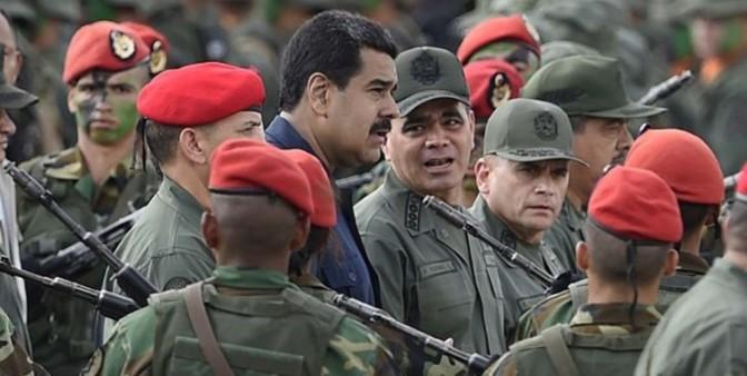 ¡Levántate, Venezuela!