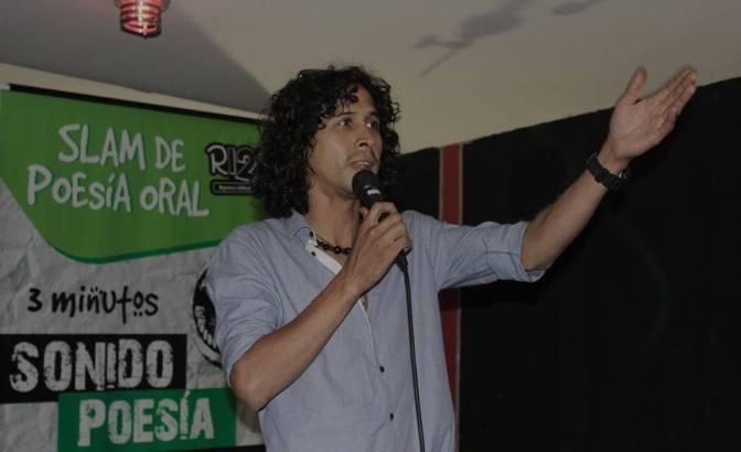 Primer slam de poesía oral en Cañete